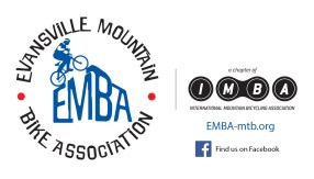 Working with the Evansville Mountain Bike Association and International Mountain Bike Association.